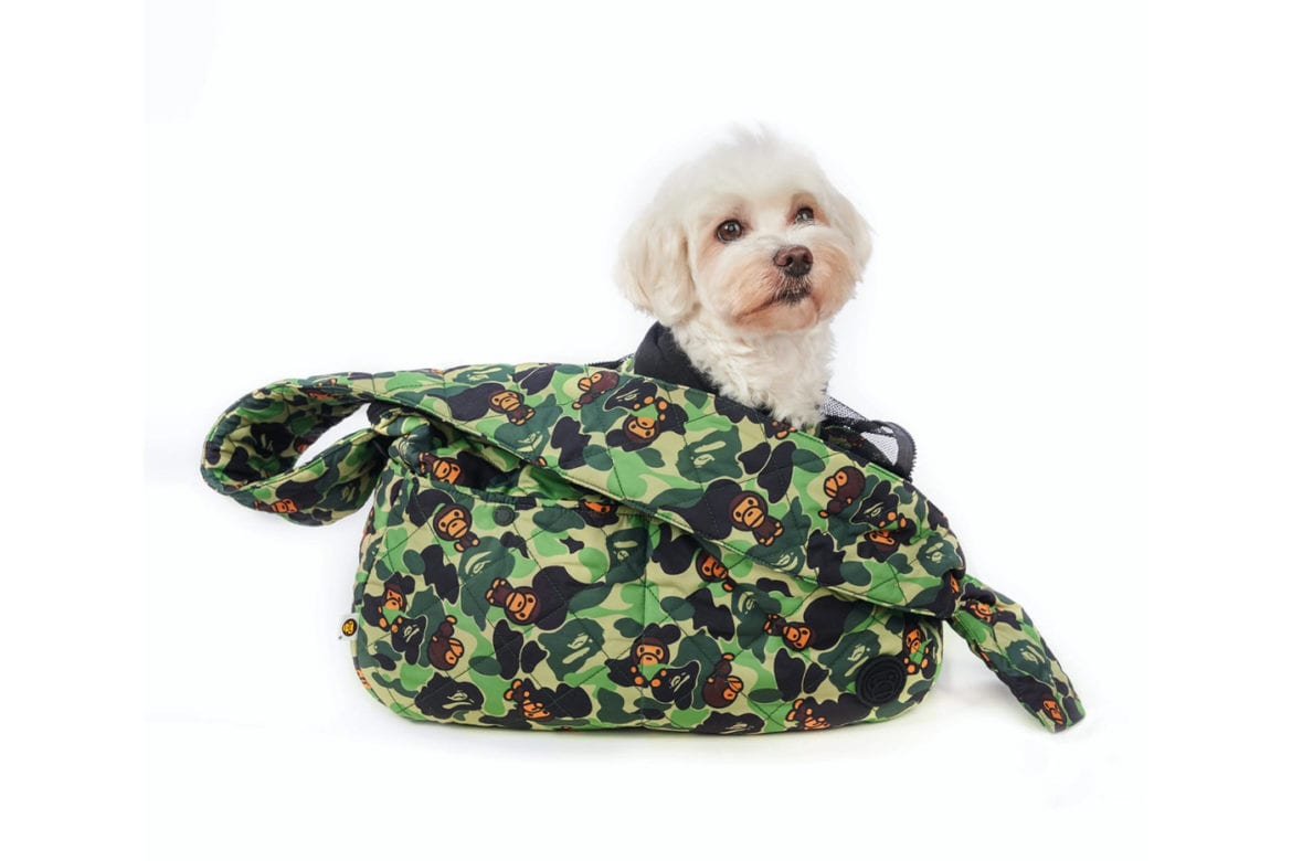 BAPE's Baby Milo Dog Collection